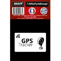 Stickers Multi-couleurs 1 Adhesif Pre-Decoupe Gps Tracker