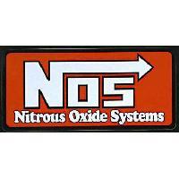 Stickers Multi-couleurs Autocollant NOS - 6x10 cm Generique