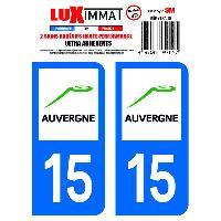 Stickers Run-R Stickers 2 Adhesifs Resine Premium Departement 15