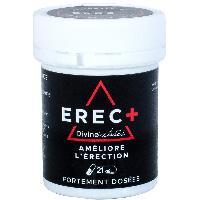 Stimulant pour Homme Erec + - 21 gelules