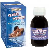 Stimulants pour femme Stimulant Sexual Tsunami - 100 ml