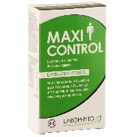 Stimulants pour homme MaxiControl - 60 gelules