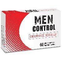 Stimulants pour homme Men Control - Endurance Sexuelle - 60 gelules