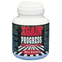 Stimulants pour homme X-gain progress - 60 gelules