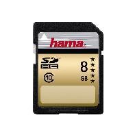 Stockage Externe 00104366 - Carte memoire - 8GB
