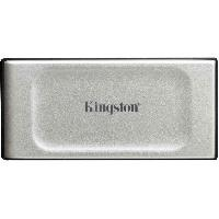 Stockage Externe Disque SSD Externe - KINGSTON - XS2000 - 2To - USB 3.2 (SXS2000/2000G)