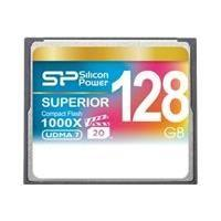Stockage Externe SILICON POWER Carte memoire Compact Flash 1000X - 128 Go