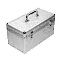 Stockage Externe Valise de protection compatible avec 14 disques durs - 313x163x163mm