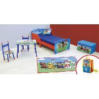 Structure De Lit CIJEP PAT' PATROUILLE Pack chambre pour enfant - modele aléatoire - Fun House