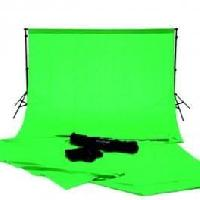 Studio Photo - Eclairage KN-STUDIO60 Kit Toile Backdrop Studio 200 cm - Vert