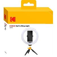 Studio Photo - Eclairage KODAK SL001 - Kodak Selfie Ring Light 10'' avec trépied