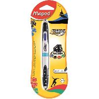 Stylo - Parure De Stylo - Recharge Stylo-bille Twin Tip Medium 4 Couleurs