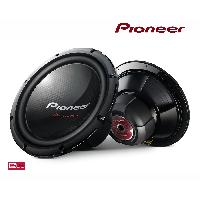 Subs Pioneer TS-W310 - Subwoofer 30cm - 300W RMS - Simple bobine - Champion Series -> TS-300S4
