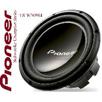 Subs Pioneer TS-W310S4 - Subwoofer 30cm - 400W RMS - Simple bobine -> TS-A300S4
