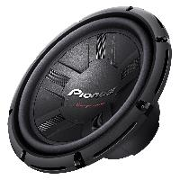 Subs Pioneer TS-W311D4 Subwoofer 30cm - 400W RMS - Double bobine - Champion Series -> TS-A300D4