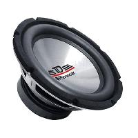 Subwoofers Auto Haut-parleur Subwoofer 250mm 450W 353000Hz ADNAuto