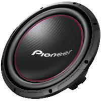 Subwoofers Auto Subwoofer Pioneer TS-W304R 1300W 30cm -> TS-W306R