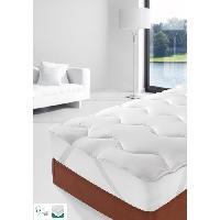 Sur-matelas Sur-matelas Confort 4 Saisons 140x200 cm blanc