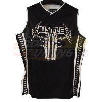 T-shirt - Debardeur Debardeur Homme -Metal- Noir - L Hustler