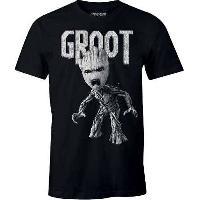 T-shirt - Debardeur T-Shirt Anger Groot - Taille XL