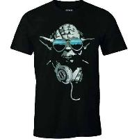 T-shirt - Debardeur T-Shirt DJ Yoda - Taille S