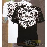T-shirt - Debardeur T-Shirt Homme -Hard- Noir - XL - Version Streetwear Hustler