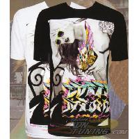 T-shirt - Debardeur T-Shirt Homme -Street Dreamz- Noir - L - Version Streetwear Hustler