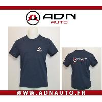 T-shirt - Debardeur Tshirt Confort - Bleu - Taille L - ADNLifestyle ADNAuto