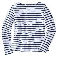 T-shirt - Debardeur Tshirt mariniere ML TXL LARBOARD