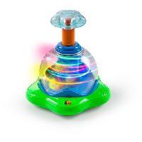 Table Activite - Jouet D'activite BRIGHT STARTS Jouet etoile musicale Press et Glow Spinner