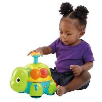Table Activite - Jouet D'activite BRIGHT STARTS Tortue Drop ?n Spin