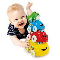 Table Activite - Jouet D'activite CLEMENTONI Baby - Vehicules d'Activites - Jeu d'eveil