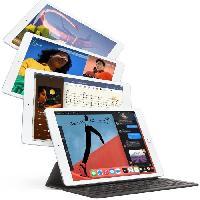 Tablette Apple - iPad (2020) - 10.2 - WiFi - 32 Go - Gris Sidéral