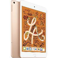 Tablette Apple - iPad mini (2019) - 7.9'' - WiFi + Cellulaire - 64 Go - Or