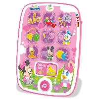 Tablette Enfant - Accessoire Tablette MINNIE Ma premiere tablette baby Clementoni