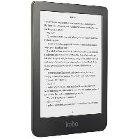 Tablette Pack KOBO: Liseuse Clara HD - 6 - 300ppp + Etui Sleepcover