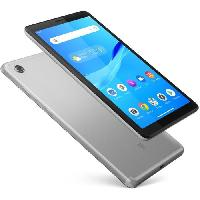 Tablette Tablette tactile - LENOVO M7 - 7'' HD - RAM 1Go - Android 9.0 - Stockage 16Go - WiFi + Cover + Film de protection