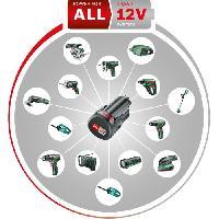 Taille-haie BOSCH Taille haies EasyHedgeCut 12-35 1 batterie 2.5 Ah