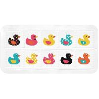 Tapis - Descente De Bain-toilette Tapis antiderapant Tad Duck 35 x 70 cm multicolore