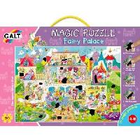 Tapis De Jeu Enfant GALT Puzzle Magique Le Palais Feerique