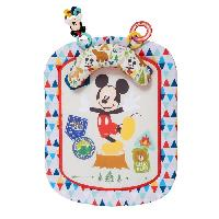 Tapis Eveil - Aire Bebe DISNEY BABY Mickey Tapis d'éveil Camping with Friends?