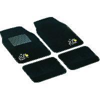 Tapis de sol Jeu tapis velours noirs - Le Tour De France