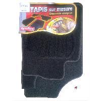 Tapis de sol Tapis Citroen C2 ap03 - Sur mesure