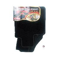 Tapis de sol Tapis compatible Nissan Qashqai ap07 - Sauf Qashqai plus 2 - Sur mesure - ADNAuto