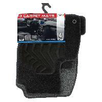 Tapis de sol Tapis moquette compatible avec Ford Focus ap11 sur mesure 4 pieces