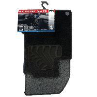 Tapis de sol Tapis moquette compatible avec Mercedes classe A W176 ap12 sur mesure 4 pieces