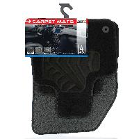 Tapis de sol Tapis moquette compatible avec Peugeot 3008 2 ap16 sur mesure 4 pieces