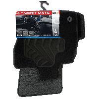 Tapis de sol Tapis moquette compatible avec VW Golf 7 ap12 sur mesure 4 pieces