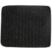 Tapis de sol Tapis moquette grise 40x50 Generique