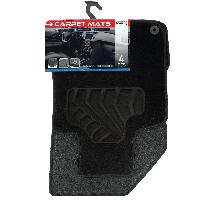 Tapis de sol Tapis moquette pour Peugeot 308 2 ap13 sur mesure 4 pieces Carplus